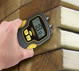 Precision Fast Response Handy Moisture meters for Wood